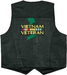 JWM Vietnam Veteran Leather Vest