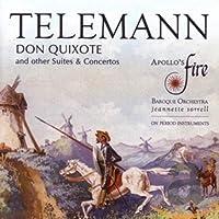 Telemann: Don Quixote & Other