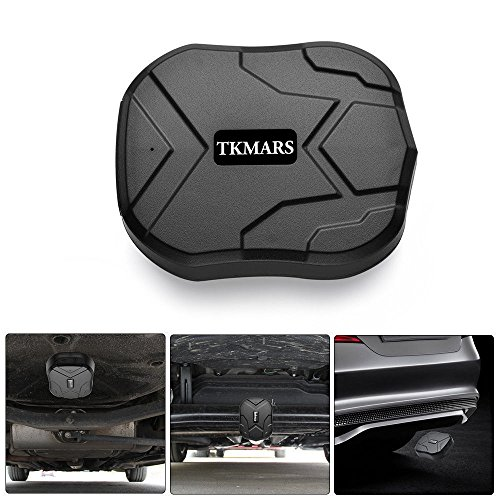 TKMARS GPS Tracker Standby Localizador GPS Finder Geo-Fence Imán Control Tracker de...