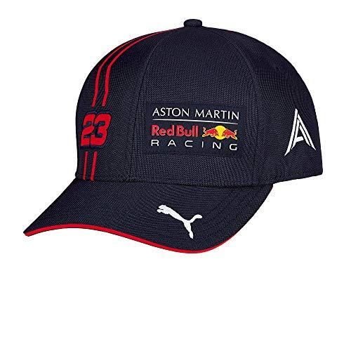 Red Bull Racing Alex Albon Driver Cap, Unisex One Size - Original Merchandise
