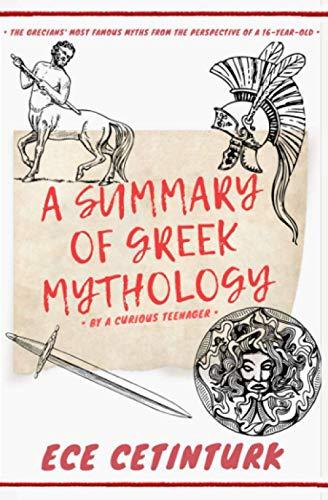 A Summary of Greek Mythology