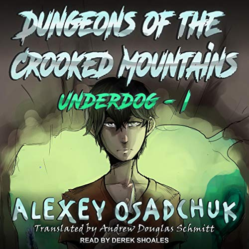 Couverture de Dungeons of the Crooked Mountains