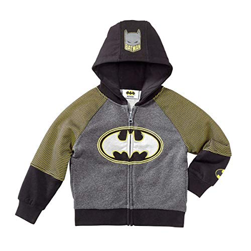 Best batman zip up hoodies for toddlers for 2020