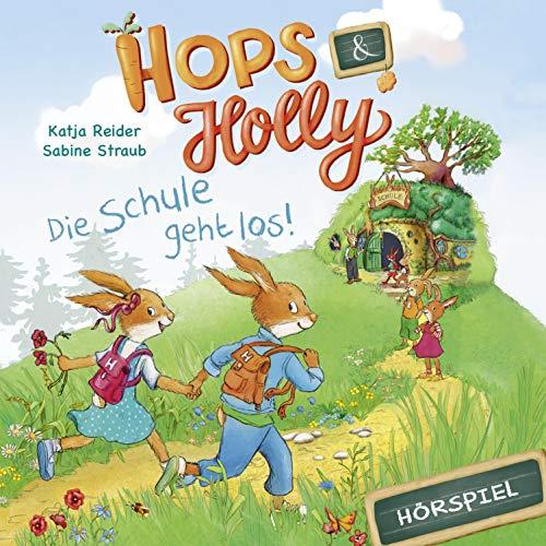 Hops & Holly - Die Schule geht los! Titelbild