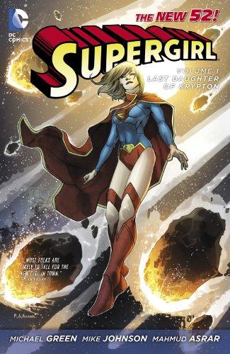 Supergirl (2011-2015) Vol. 1: Last Daughter of Krypton (English Edition)