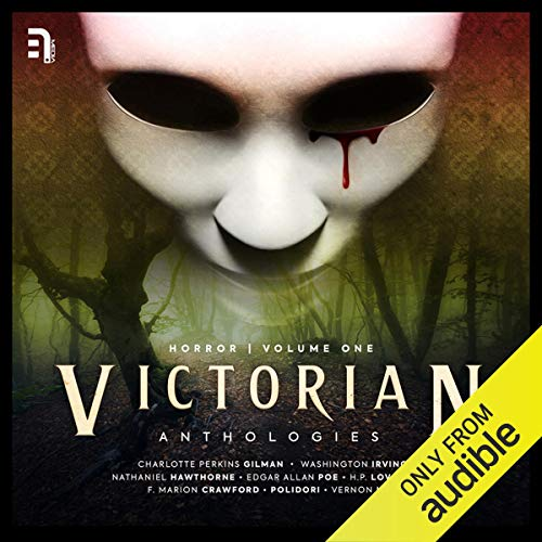 『Victorian Anthologies: Horror - Volume 1』のカバーアート