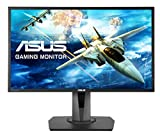 ASUS MG248QR 61,0 cm (24 Zoll) Gaming Monitor (Full HD, 3D-Fähig, HDMI, DisplayPort, FreeSync 144 Hz, 1ms Reaktionszeit) schwarz