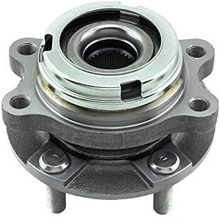 WJB WA513294 - Front Wheel Hub Bearing Assembly - Cross Reference: Timken HA590250 / Moog 513294 / SKF BR930655