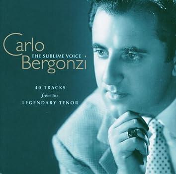 Carlo Bergonzi - The Sublime Voice