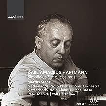 Karl Amadeus Hartmann: Simplicius Simplicissimus by Markus Stenz & Juliane Banse Netherlands Radio Philharmonic Orchestra