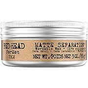 TIGI BED HEAD For Men Matte Separation Workable Wax, 85 g