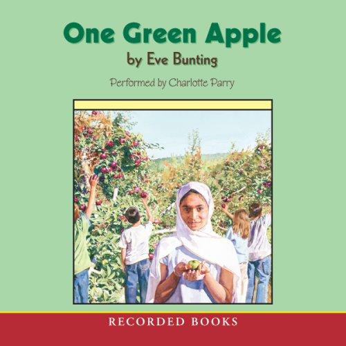Bargain Audio Book - One Green Apple
