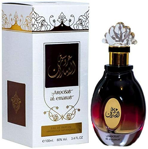 Perfume Aroosat Al Emarat Eau de Parfum de Larga Duración A