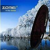 Canon Nikon Sony DSLRレンズ用ZOMEI 77mm IRフィルター680NM X線赤外線フィルター
