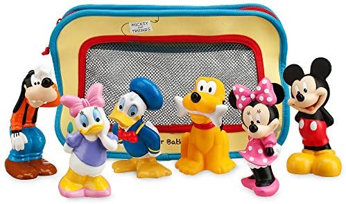 Disney Mickey Mouse and Friends Bath Toys for Baby product image