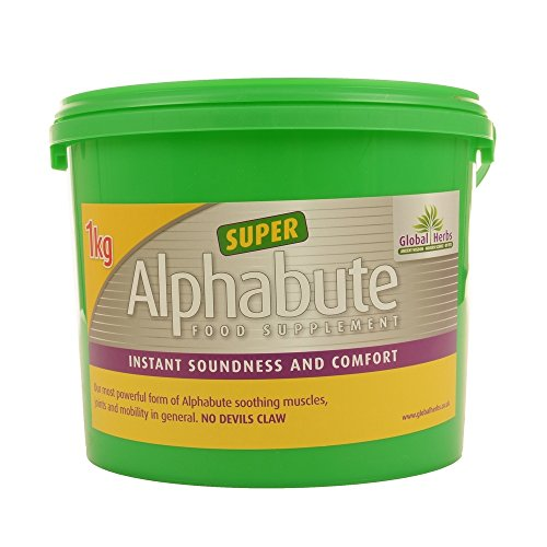 Global Herbs Alphabute Super 400 g Transparent