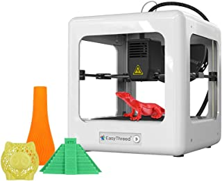 Goolsky Nano Entry Level Desktop 3D Printer for Kids Students No Assembling Quiet Working Easy Operation High Accuracy