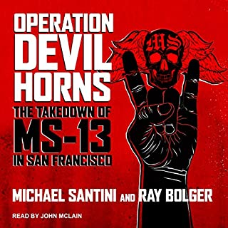 Operation Devil Horns audiobook cover art