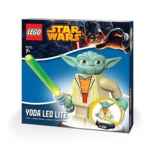 LEGO Star Wars - Linterna LED en Forma de Yoda