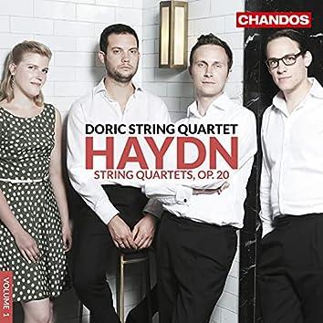 Haydn: String Quartets, Vol. 1