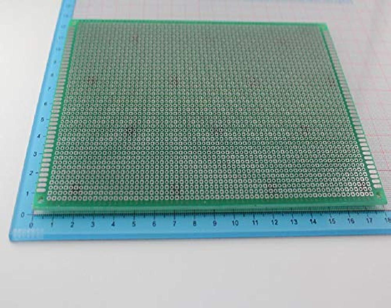 S-Smart-Home - 5PCS 12x18CM single side tin plated universal board 12X18CM glass fiber board spray tin plate printed circuit board