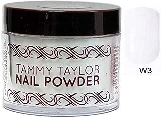 Tammy Taylor Nail Original Powder - 1.5oz (White-White-white -W3)