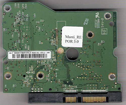 PCB board Controller 2060-771624-001 WD2002FAEX-007BA0 Festplatten Elektronik