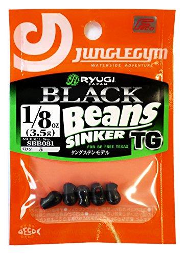 RYUGI(リューギ) SBB081 ブラックビーンズTG(1/8oz) 3.5g.