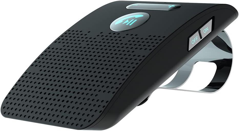 Wireless Bluetooth Hands Free Car Phone Speakerphone New Orleans Mall Kit Speaker supreme