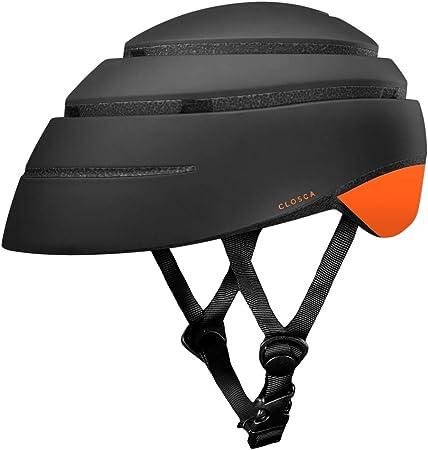 Casco de Bicicleta y Patinete para Adulto, Plegable. Casco de Bici y Patinete Eléctrico/Scooter Unisex, para Mujer y Hombre. Color/Talla