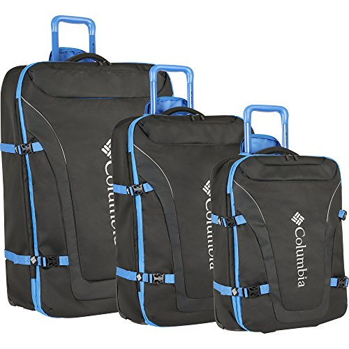 Columbia 3 Piece Expandable Spinner Luggage Set