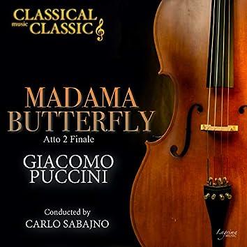 Giacomo Puccini: Madama Butterfly (Atto 2 finale)