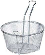 Wire Round Fry Basket - 10-1/2