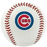 Rawlings MLB Chicago Cubs Team Logo Baseball, Official, White