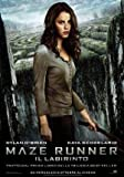 THE MAZE RUNNER – Kaya Scodelario – Italian Imported