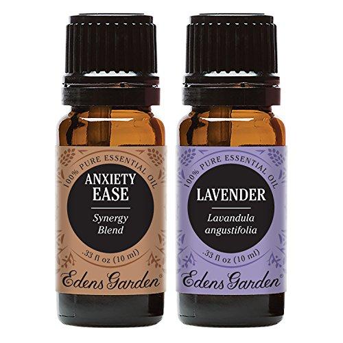 Edens Garden Lavender- Bulgarian Essential Oil & Anxiety...