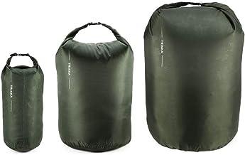 Wasserdichte Seesack Packsack Outdoor Camping Bootfahren Sack 40L//70L Armee-Grün