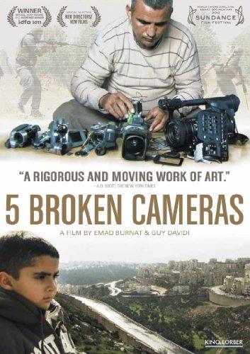 5 Broken Cameras / (Dol) [DVD] [Region 1] [NTSC] [US Import] - Partnerlink