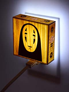 lantern spirited away