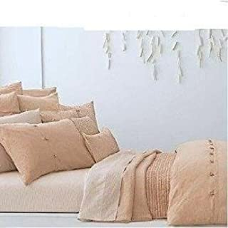DKNY Pure Comfort Solid Euro Pillow Sham, Shell