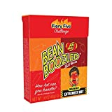Jelly Belly BeanBoozled Fiery Five Flip Top Box - 1.6 oz - Genuine, Official, Straight from the Source