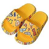 Chanclas Niña Niño Zapatos de Playa y Piscina Sandalias y Chanclas Verano Antideslizante Zapatillas de casa Interior baño Zapatillas