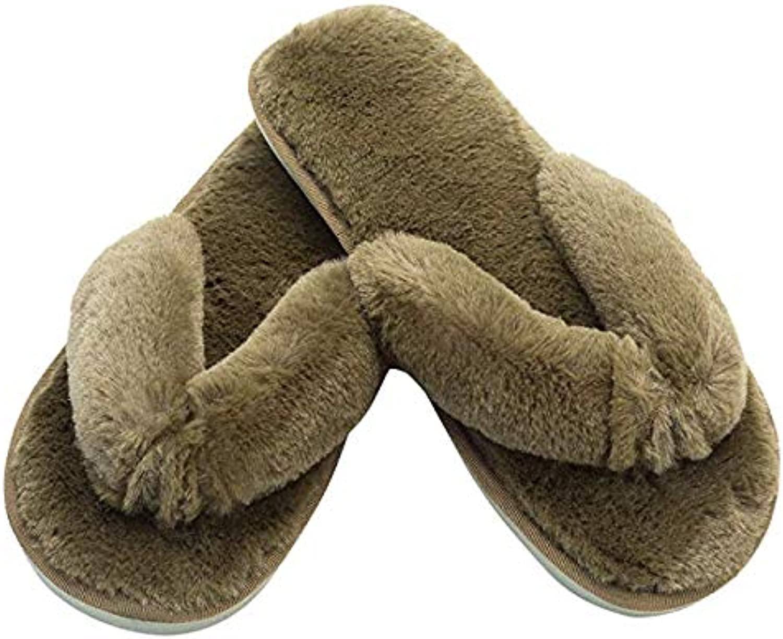 JOINFREE Women's Bedroom Slippers Comfort Four Season Classy Indoor Spa Slide shoes