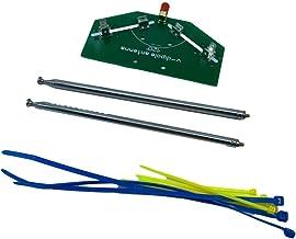 78M-1 GHz Fréquence Recevoir 137MHz Positive V Horn Antenne Tige V-dipôle DIY Kits Utilitaire À utiliser