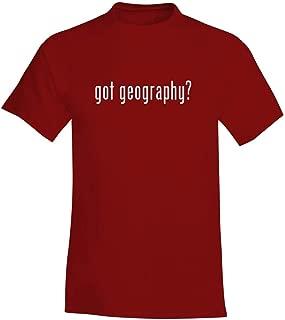 The Town Butler got Geography? - A Soft & Comfortable Men's T-Shirt