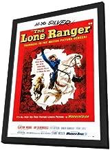 The Lone Ranger - 27 x 40 Framed Movie Poster