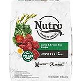 NUTRO NATURAL CHOICE Adult Dry Dog Food, Lamb &...