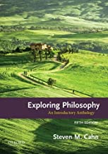 Best exploring philosophy an introductory anthology 5th edition Reviews
