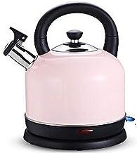 2 l roestvrij binnendeksel waterkoker 1500w(bpa-vrij) draadloze theeketel,snel kokend heetwaterketel met automatische uits...