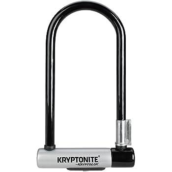 Kryptonite Kryptolok 12.7mm U-Lock with FlexFrame-U Bracket